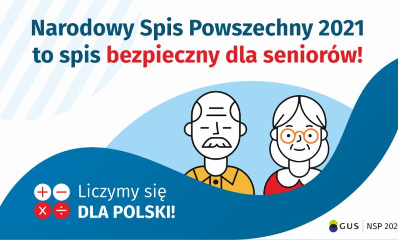 Jak przygotować się do spisu, aby był on bezpieczny, szczególnie dla osób starszych?