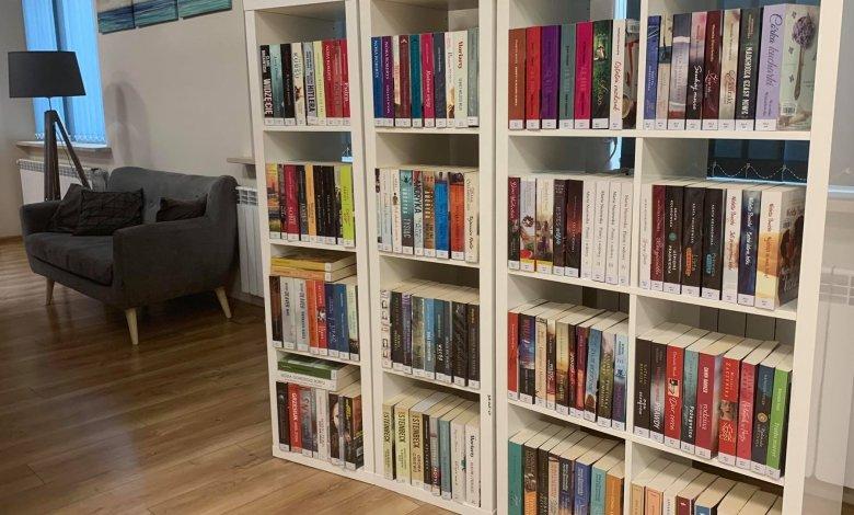 Nowości z serii DUŻE LITERY w klembowskiej bibliotece