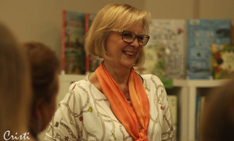 Spotkanie autorskie z Panią Małgorzatą Gutowską-Adamczyk