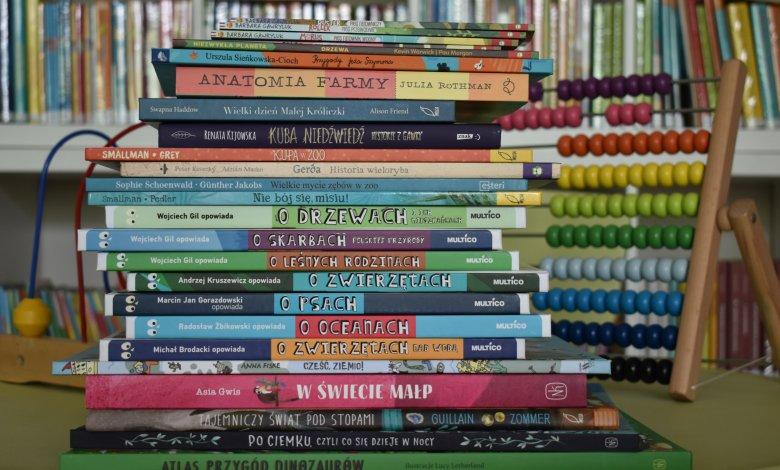 Nowości w bibliotece dla dzieci i rodziców