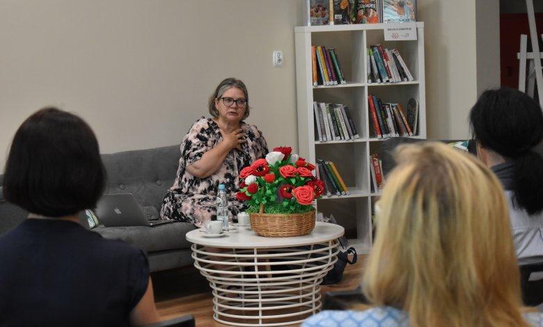 """""""Jak wychować miłośnika książek"""" - spotkanie z Dorotą Zawadzką"""