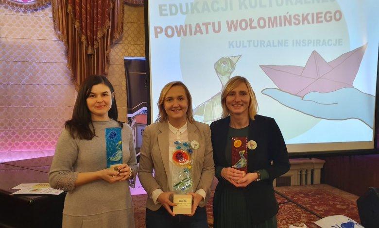 II Giełda Projektów Edukacji Kulturalnej Powiatu Wołomińskiego Pałac w Chrzęsnem, 20 listopada 2019
