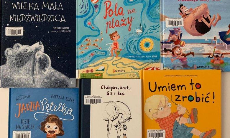 Nowości książkowe dla dzieci